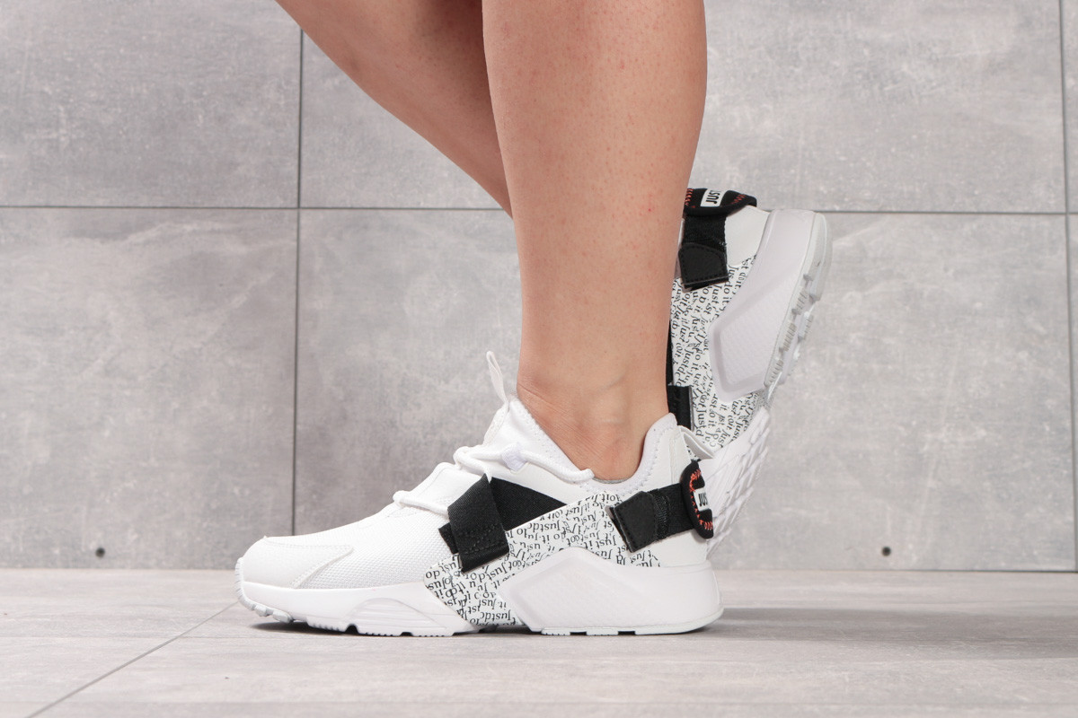 Кроссовки женские 16381, Nike Air Huarache City Low, белые, [ 38 ] р. 38-23,5см.
