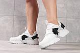 Кроссовки женские 16381, Nike Air Huarache City Low, белые, [ 38 ] р. 38-23,5см., фото 4