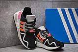 Кроссовки женские 13691, Adidas EQT Cushion ADV, черные, [ 36 37 40 ] р. 36-23,1см., фото 3