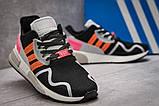 Кроссовки женские 13691, Adidas EQT Cushion ADV, черные, [ 36 37 40 ] р. 36-23,1см., фото 5