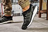 Кроссовки мужские 13821, Adidas Ultra Boost, черные, [ 42 43 ] р. 42-25,5см., фото 4