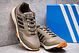 Кроссовки мужские 13896, Adidas Climacool 295, серые, [ 43 44 ] р. 43-26,9см., фото 3