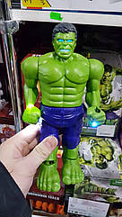 Супергерой фигурка героя Халк Marvel свет 345-2a