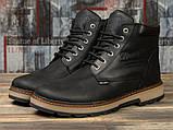 Зимние мужские ботинки 31091, Wrangler New Trendf, черные, [ 40 ] р. 40-26,5см., фото 2