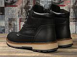 Зимние мужские ботинки 31091, Wrangler New Trendf, черные, [ 40 ] р. 40-26,5см., фото 4