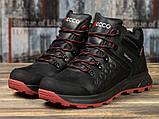 Зимние мужские ботинки 31181, Ecco Biom, черные, [ 40 ] р. 40-26,5см., фото 2