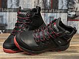 Зимние мужские ботинки 31181, Ecco Biom, черные, [ 40 ] р. 40-26,5см., фото 3