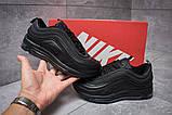 Кроссовки женские 14181, Nike Air Max 98, черные, [ 38 41 ] р. 38-23,3см., фото 2
