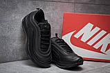 Кроссовки женские 14181, Nike Air Max 98, черные, [ 38 41 ] р. 38-23,3см., фото 3