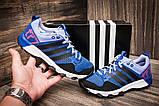 Кроссовки женские 70650, Adidas Kanadia 7 TR  ( 100% оригинал  ), синие, [ 36,5 ] р. 36,5-5=23,5см., фото 3
