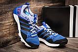 Кроссовки женские 70650, Adidas Kanadia 7 TR  ( 100% оригинал  ), синие, [ 36,5 ] р. 36,5-5=23,5см., фото 4