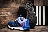 Кроссовки женские 70650, Adidas Kanadia 7 TR  ( 100% оригинал  ), синие, [ 36,5 ] р. 36,5-5=23,5см., фото 5