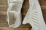 Кроссовки мужские 10212, BaaS Ploa, белые, [ 41 42 43 44 45 ] р. 41-26,0см., фото 5