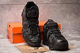 Кроссовки мужские 15211, Nike Air Uptempo, черные, [ 42 43 ] р. 42-27,3см., фото 3