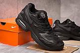 Кроссовки мужские 15232, Nike Air Max, черные, [ 41 43 44 ] р. 41-25,7см., фото 5