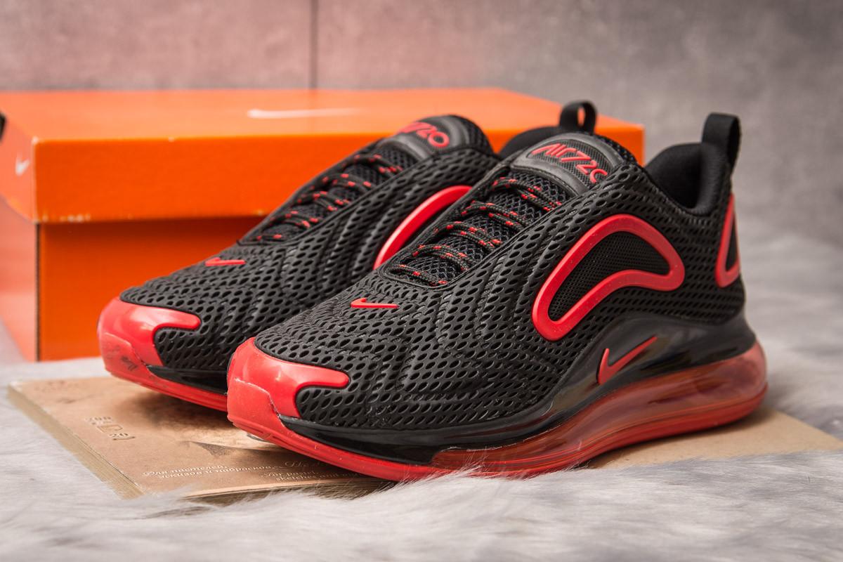 Кроссовки мужские 15252, Nike Air Max, черные, [ 44 45 ] р. 44-28,2см.