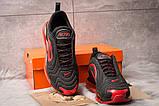 Кроссовки мужские 15252, Nike Air Max, черные, [ 44 45 ] р. 44-28,2см., фото 3