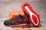 Кроссовки мужские 15252, Nike Air Max, черные, [ 44 45 ] р. 44-28,2см., фото 4