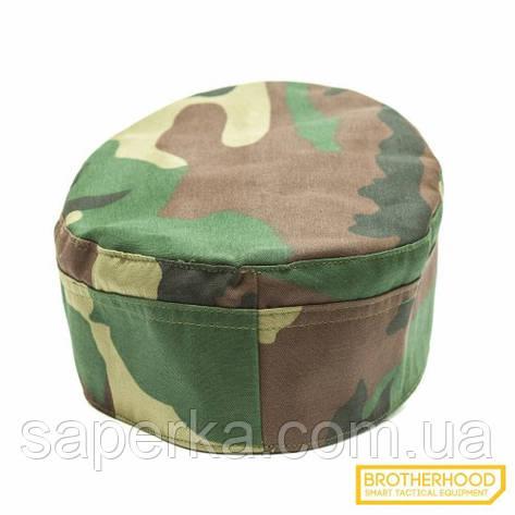 Камуфляж, Кепка военная  (Тризуб)  Brotherhood, цвет Woodland, фото 2