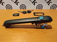 Внешняя передняя левая ручка двери для Фольксваген Гольф2 Джетта2 Тюнинг Євро ручка