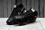 Кроссовки мужские 16723, Nike Air Zoom, черные, [ 42 43 44 45 ] р. 42-26,0см., фото 3