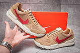 Кроссовки мужские 13154, Nike Apparel, коричневые, [ 41 44 ] р. 41-26,0см. 44, фото 2