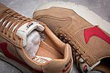 Кроссовки мужские 13154, Nike Apparel, коричневые, [ 41 44 ] р. 41-26,0см. 44, фото 6