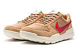 Кроссовки мужские 13154, Nike Apparel, коричневые, [ 41 44 ] р. 41-26,0см. 44, фото 7