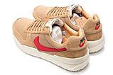 Кроссовки мужские 13154, Nike Apparel, коричневые, [ 41 44 ] р. 41-26,0см. 44, фото 8