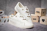 Кроссовки женские 14292, Ideal White, белые, [ 36 ] р. 36-22,3см., фото 2