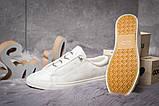 Кроссовки женские 14292, Ideal White, белые, [ 36 ] р. 36-22,3см., фото 3