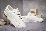 Кроссовки женские 14292, Ideal White, белые, [ 36 ] р. 36-22,3см., фото 4