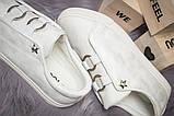 Кроссовки женские 14292, Ideal White, белые, [ 36 ] р. 36-22,3см., фото 5