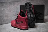 Кроссовки мужские 14394, Nike LF1 Duckboot, бордовые, [ 44 ] р. 44-28,5см., фото 4