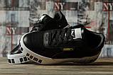 Кроссовки женские 16731, Puma Cali Sport, черные, [ 36 ] р. 36-22,5см., фото 3
