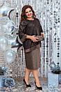 Женское платье Александра  №1950 от 54 до 60 размера, фото 4