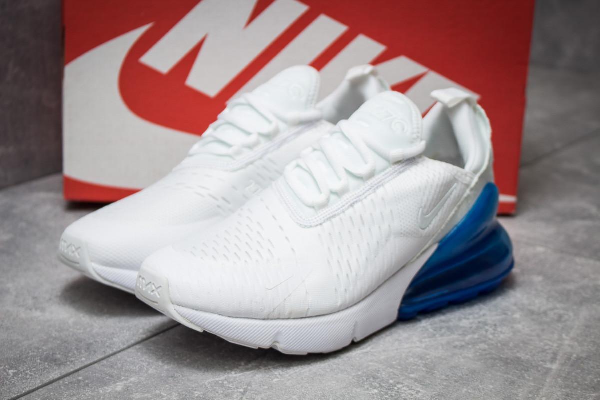 Кроссовки мужские 14537, Nike Air 270, белые, [ 40 41 45 ] р. 40-24,5см.