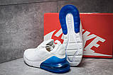 Кроссовки мужские 14537, Nike Air 270, белые, [ 40 41 45 ] р. 40-24,5см., фото 4