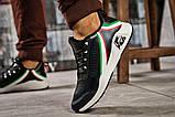 Кроссовки мужские 14542, Fila Wade Running, черные, [ 41 42 43 44 45 ] р. 41-25,4см., фото 4
