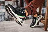 Кроссовки мужские 14542, Fila Wade Running, черные, [ 41 42 43 44 45 ] р. 41-25,4см., фото 5