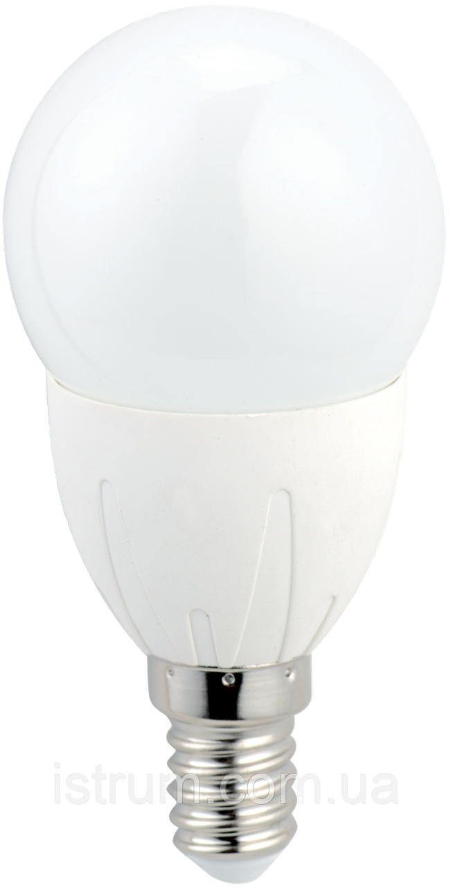 Лампа светодиодная 6W E14 4000К 180° NW, 500LM, 220V, Numina