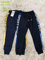 Утепленные спортивные брюки для мальчиков S&D