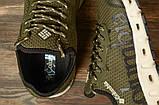 Кроссовки мужские 16803, Columbia Sportwear, хаки, [ 41 42 43 44 ] р. 41-26,5см., фото 5
