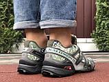 Кросівки чоловічі Salomon,кросівки для бігу,темно сині, фото 5