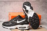 Кроссовки мужские 15233, Nike Air Max, черные, [ 42 44 45 ] р. 42-26,5см., фото 4
