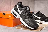 Кроссовки мужские 15233, Nike Air Max, черные, [ 42 44 45 ] р. 42-26,5см., фото 5