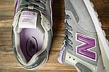 Кроссовки женские 16822, New Balance 574, темно-серые, [ 38 40 ] р. 38-24,0см., фото 5
