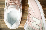 Кроссовки женские 16826, New Balance 574, розовые, [ 40 ] р. 40-25,0см., фото 5