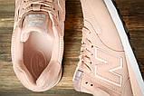 Кроссовки женские 16828, New Balance 574, розовые, [ 40 ] р. 40-25,0см., фото 5