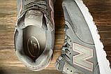 Кроссовки женские 16831, New Balance 574, темно-серые, [ 37 38 40 41 ] р. 37-23,3см., фото 5